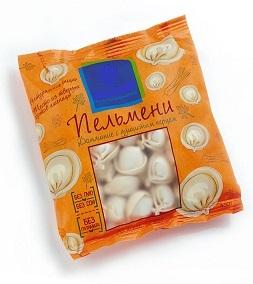 Упаковка под пельмени в Новороссийске и Краснодаре | Доступные цены | Градиент